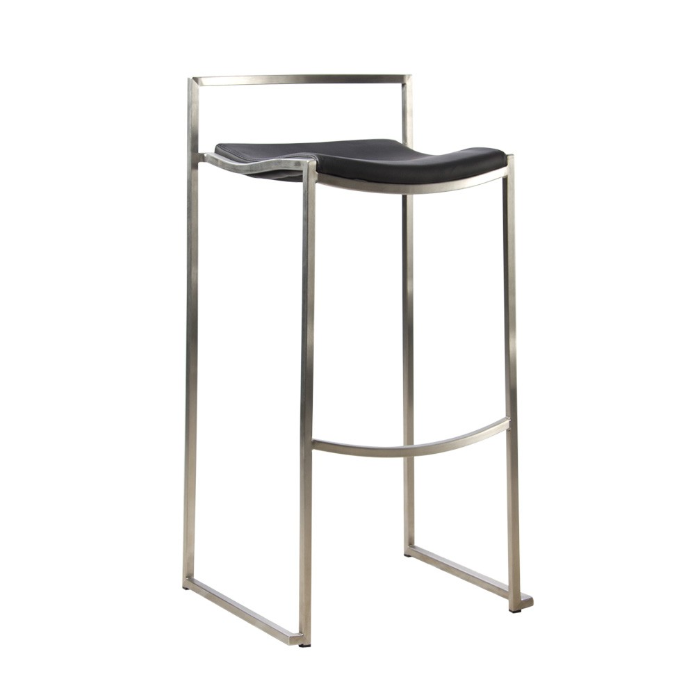 Stool Diva black3Q small