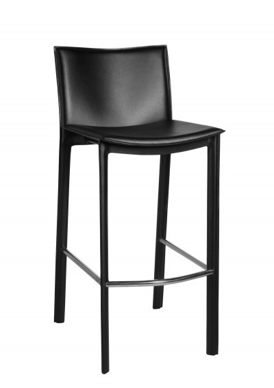 Stool Valencia Bar Black small