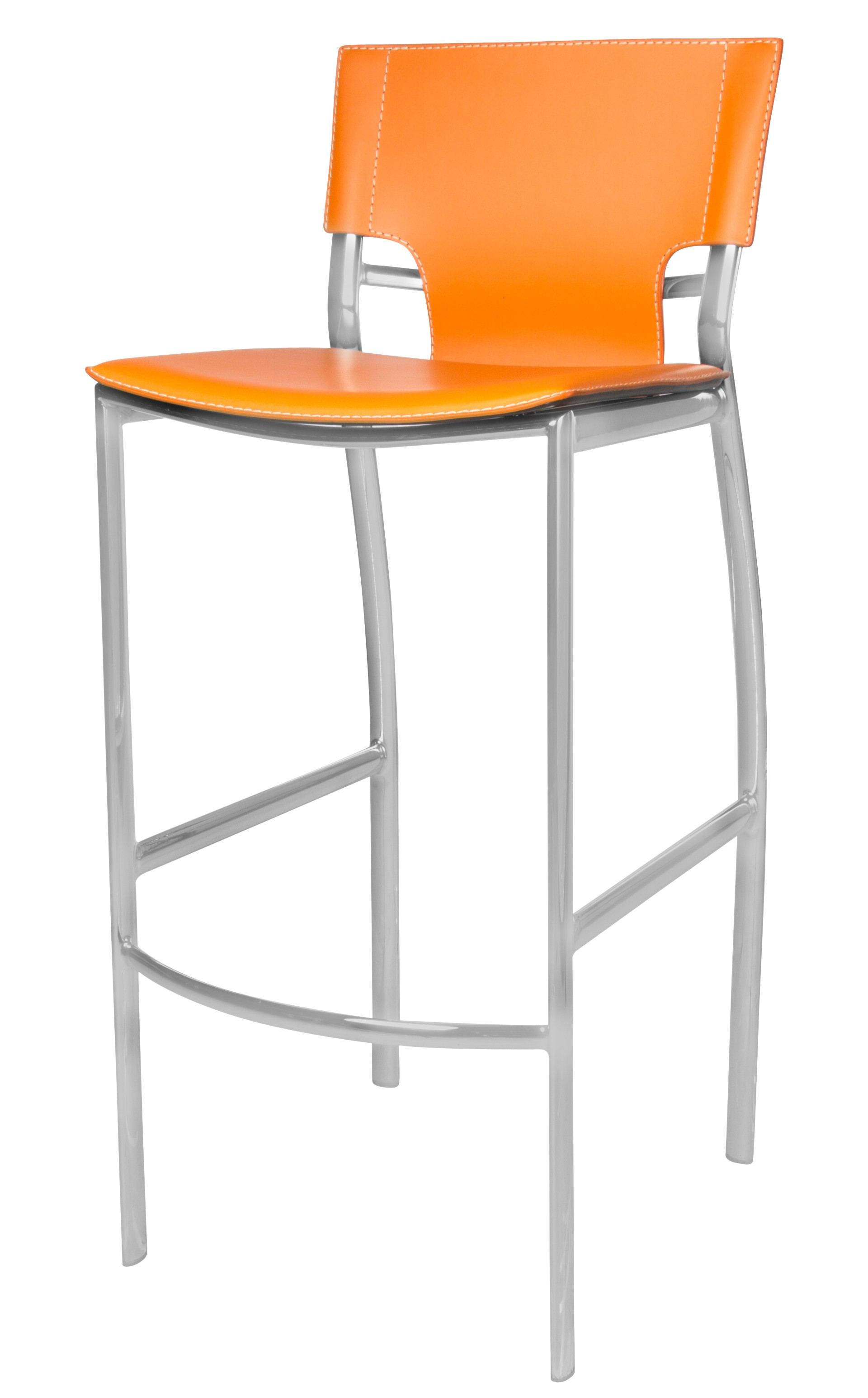 Stool Venice Bar Orange 3Q