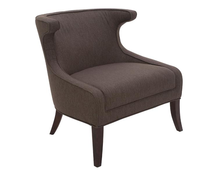 charcoal elliot chair