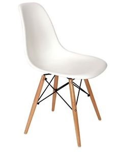 Eames Dining Chair White